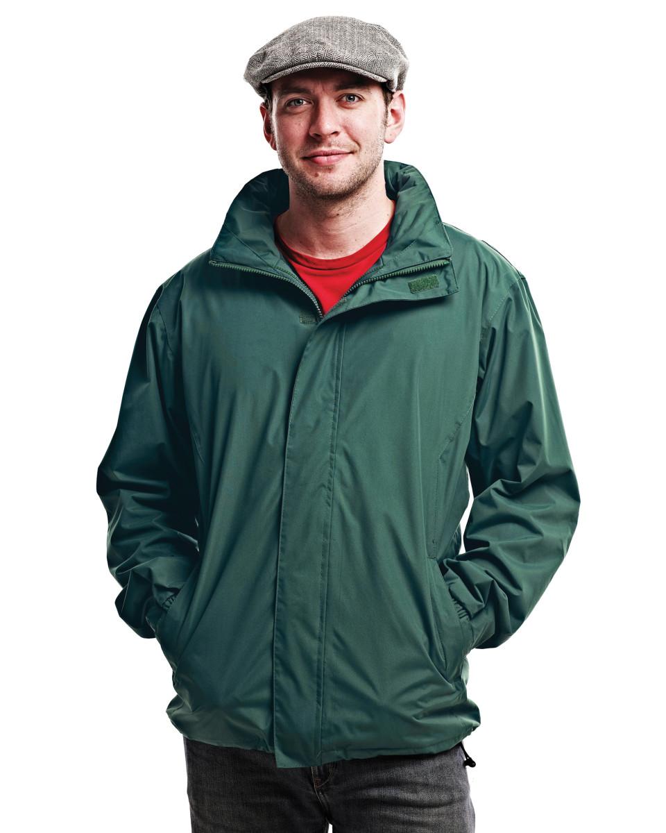 Regatta Gibson III Black or Navy mens jacket  TRW446 waterproof windproof