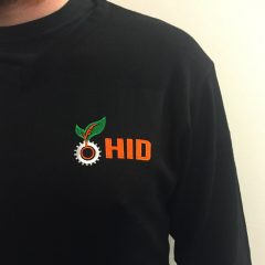 HID – Embroidered Workwear