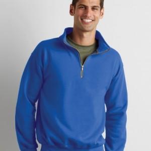 Mens Zip Neck Sweatshirts
