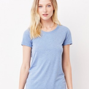 Womens Crew Neck T-Shirts