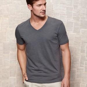 Mens V-Neck T-Shirts