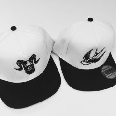 Embroidered Snapbacks – Cool Beard Co. Brand