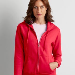 Gildan Heavy Blend? Ladies' Full Zip Hooded Sweatshirt