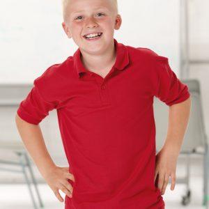 Jerzees Schoolgear Children's Classic Polycotton Polo