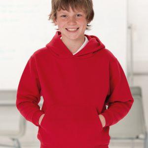 Jerzees Schoolgear Children's Hooded Sweatshirt