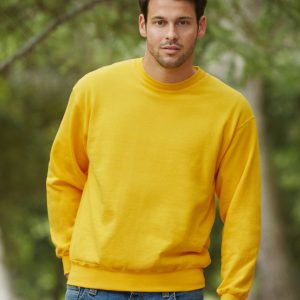 Fruit Of The Loom Men's Classic Set-In Sweatshirt