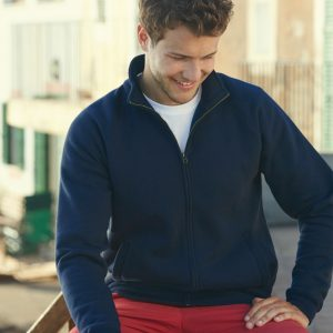Fruit Of The Loom Men's Premium Sweat Jacket