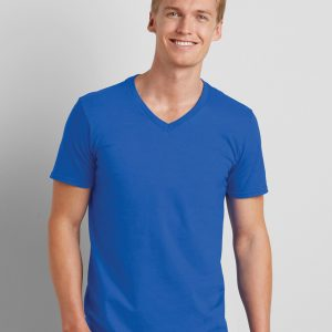 Gildan Softstyleᄅ Men's V-Neck T-Shirt