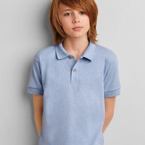 Gildan DryBlendᄅ Youth Jersey Polo