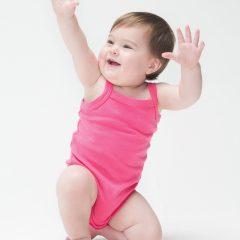 Babybugz Organic Vest Bodysuit
