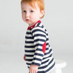 Babybugz Stripy Long Sleeve T-Shirt
