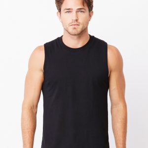 Bella Canvas Men's Jersey Muscle Tank
