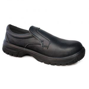Dennys Comfort Grip Slip-On Safety Shoe