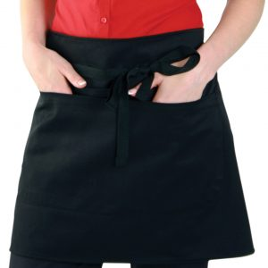 Dennys Low Cost Short Bar Apron With Pocket
