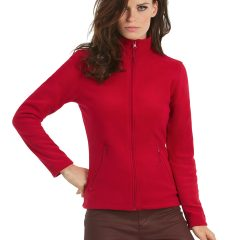 B and C ID.501 Women's Fleece Jacket