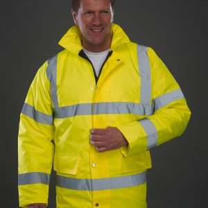Yoko Hi-Vis Road Safety Jacket