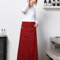 Bistro By Jassz 'Berlin' Long Bistro Pocket Apron