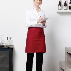 Bistro By Jassz 'Brussels' Short Length Bistro Apron