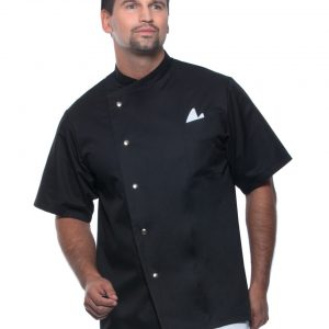 Karlowsky Gustav Short Sleeve Chef's Jacket
