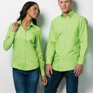 Kustom Kit Men's Workforce Long Sleeve Shirt
