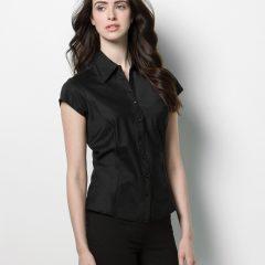 Bargear Ladies' Cap Sleeve Bar Shirt