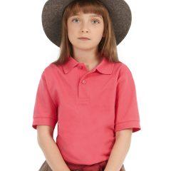 B and C Kid's Safran Polo Shirt
