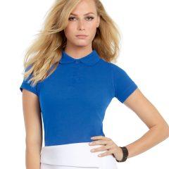 B and C Women's Safran Polo Shirt
