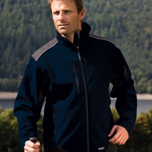 Result Ripstop Workwear Softshell Jacket