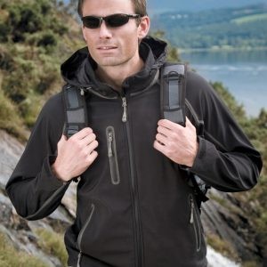 Result Tech Performance Signature Softshell Jacket