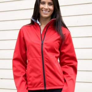 Result Core Ladies' Softshell Jacket