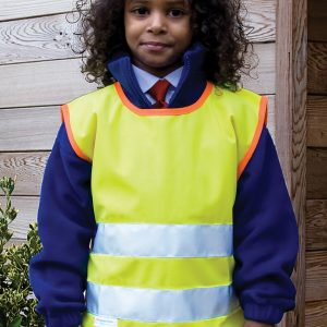 Result Junior Hi-Vis Tabard