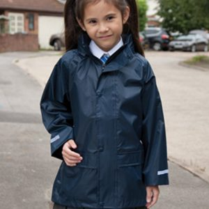 Result Core Junior Rain Jacket