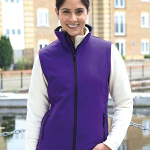 Result Core Ladies' Printable Softshell Bodywarmer