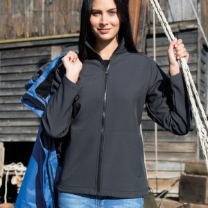 Result Ladies' 3-in-1 Journey Jacket
