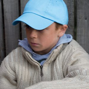 Result Headwear Children's Low Profile Cotton Cap