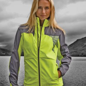 Spiro Ladies' Team 3 Layer Softshell Jacket