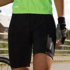 Spiro Ladies' Padded Bike Shorts