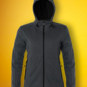 SG Ladies' Knitted Bonded Softshell