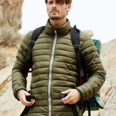 Active By Stedman Men's Padded Jacket