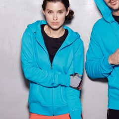 Active By Stedman Women's Sweat Jacket