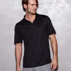 Active By Stedman Men's 140 Short Sleeve Polo