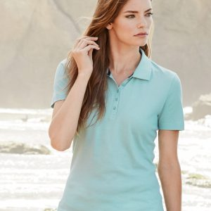 Stars By Stedman Hanna Ladies' Polo Shirt