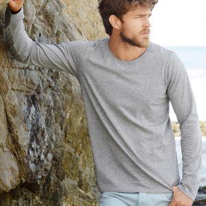 Stars By Stedman Clive Men's Long Sleeve T-Shirt