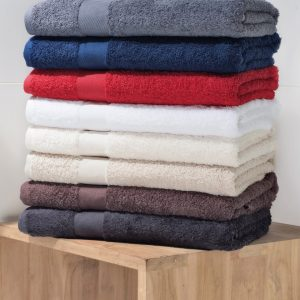 Towels By Jassz 'Mississippi' Heavyweight Towel 50 x 100cm