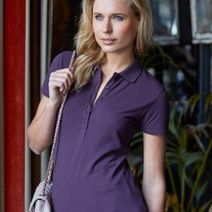 Tee Jays Ladies' Luxury Stretch Polo