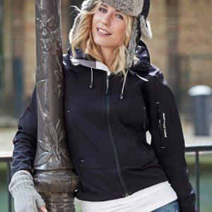 Tee Jays Ladies' Ultimate All Weather Softshell