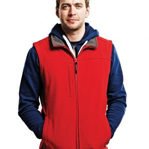 Regatta Men's Flux Softshell Bodywarmer