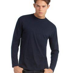 B and C Men's Exact 150 LSL T-Shirt