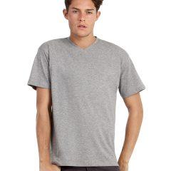 B and C Men's Exact V-Neck T-Shirt