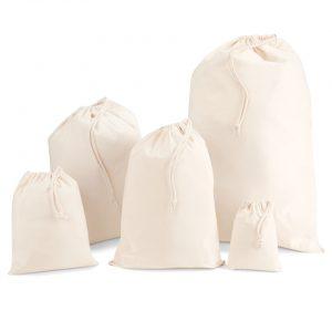 Westford Mill Cotton Stuff Bag